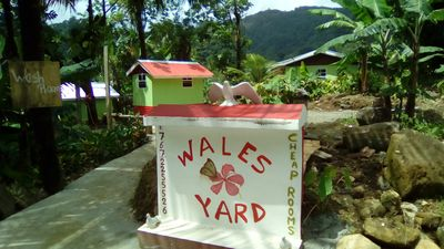 Photo for Wale's Yard, Breadfruit Tree Room, clean and comfortable