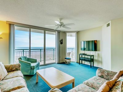Photo for Windy Hill Dunes 405 - Gorgeous 3 Bedroom Oceanfront Condo - Spectacular Views!