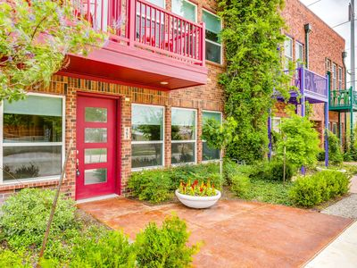 Photo for LAST MINUTE SPECIALS-NEW LUXURY DOWNTOWN FT WORTH TOWNHOME, CLOSE TO EVERYTHING!