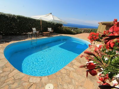Photo for Diamond Villa with private pool and 300 mt. from the sea