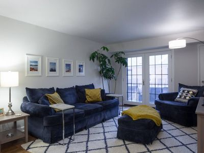 Photo for Charming and Spacious Conveniently Located Alexandria Condo - 8 miles to DC