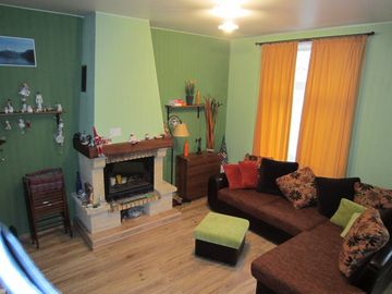 """Homely apartment not far from  the stadium """"St.Petersburg Arena"""" - visa support"""
