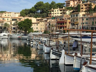 Photo for Newly renovated A/C Fisherman's cottage in the heart of Port de Soller.