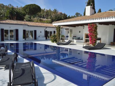 Photo for Villa 34121660, Las Brisas, Nueva Andalucia, Puerto Banus, Marbella, private swimming pool