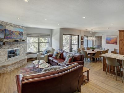 Photo for 4Br Renovated Condo- Sleeps 12- Downtown Breck