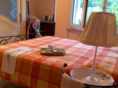 Photo for QUIET AND ROMANTIC FAMILY APARTMENT NEAR LE CINQUE TERRE