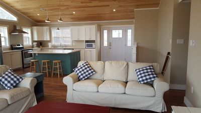 Photo for Oceanfront 5 Bedroom Home on Mahone Bay