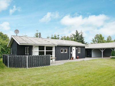 Photo for Lovely Holiday Home in Hals with Whirlpool And Sauna