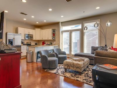 Photo for Modern Condo 3 Miles to Broadway, Phillips Place Unit #5