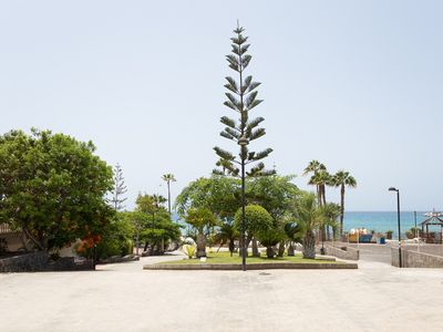 Photo for 3 bedrooms apartment with sea view in Los Cristianos
