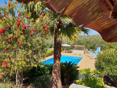 Photo for Beautiful Villa 9p all comforts - pisc. private on 50a-calm absolute & close m