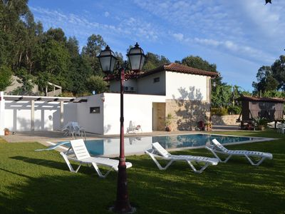 Photo for Quinta de Ataide Master Suite with pool for Holidays