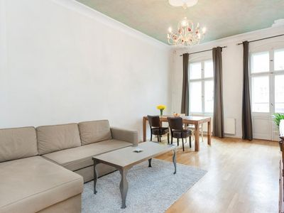 Photo for Apartment 861 m from the center of Berlin with Internet, Washing machine (551619)