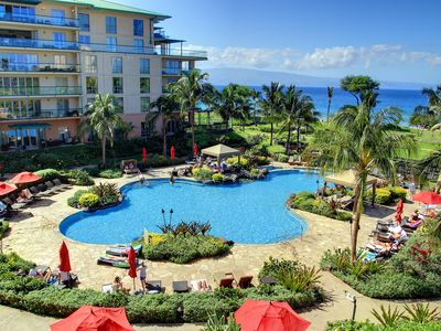 Photo for Ground Floor - Honua Kai Resort - Kaanapali Beach / Maui - Aug / Sept Specials