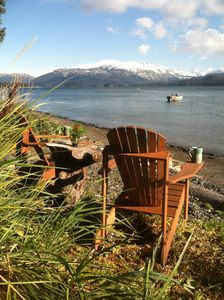 Photo for A destination of its own! Pioneer Cabin, Between Beaches complementary kayaks