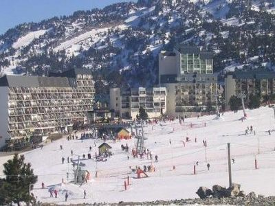 Photo for 4-person apartment directly on the slopes
