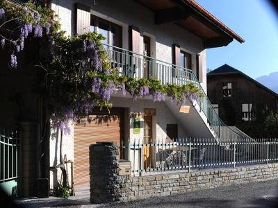 Photo for house 3 km from Lake Annecy