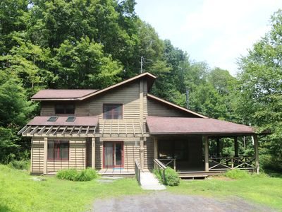 Sweet Woodstock Country Home - Great Spot For Hiking, Skiing And Mountain Air