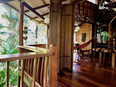 Photo for Ranitas Stunning Jungle Hideaway only for nature l