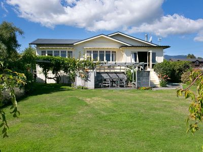 Photo for Mere Magic - Taupo Holiday Home