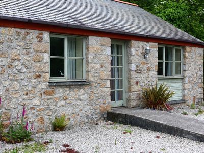 Photo for cottage wth private garden on small farm 1 mile from coastal walks and beaches