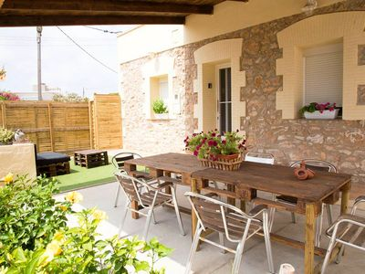 Photo for 3BR House Vacation Rental in Camarles, Catalonia