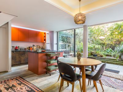 Photo for ARV Charming Notting Hill 1 bed garden flat
