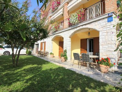 Photo for Holiday apartment Poreč for 4 - 5 persons with 2 bedrooms - Holiday house