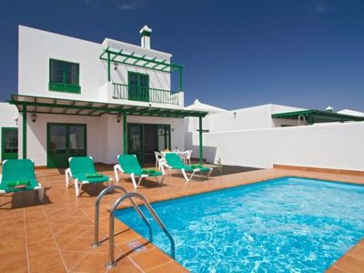 Photo for Holiday house Playa Blanca for 2 - 6 persons with 3 bedrooms - Holiday house