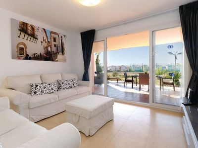 Photo for FLOR DEL PARAÍSO - Two Bedroom Apartment, Sleeps 4