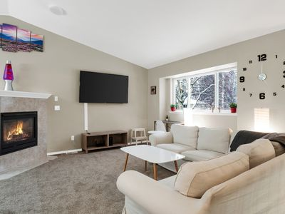 Photo for Retreat to Hidden Gem near the Airport & Kincaid Park - Modern and spacious