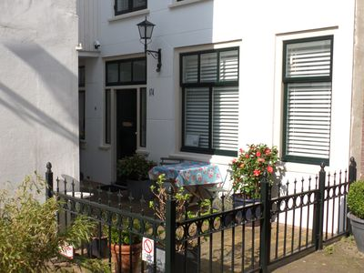 Photo for MAFF CITY HOUSE - 18th century Courtyards property with private parking