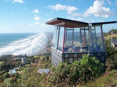 Photo for The Tower House, Muriwai Beach