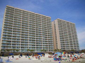 Grand Strand Resort II, Crescent Beach, North Myrtle Beach, SC, USA