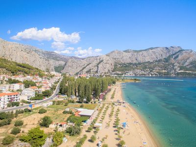 Photo for Apartment with Sea View ***Bili Cvitak*** in Omiš!