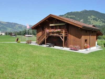 Photo for Apartment Alpenchalet Weidhaus in Gstaad - 9 persons, 2 bedrooms