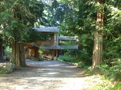 Photo for Quiet Forest Hideaway Vacation House