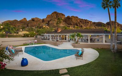 Photo for Scottsdale Paradise Valley Luxury Resort Home on Camelback Mountain