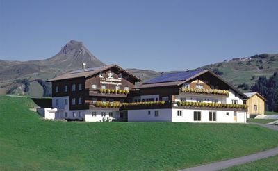 Photo for Haus Schönblick - 3 star guest house - right in the ski and hiking area Damüls