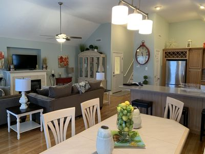 Photo for Clean and Comfortable 4 bedroom, 3 1/2 Bath Great 6th & Ocean Ave Location