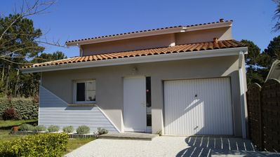 Photo for MODERN VILLA FOR 6 PEOPLE BISCARROSSE BEACH