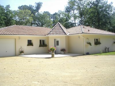 Photo for Beylongue, Landes, house 150 m2 spacious and bright, 8 people