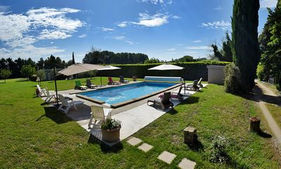 """Photo for """"Les Cyprès"""": Lovely and very typical: Gite in Provence with High Standards"""