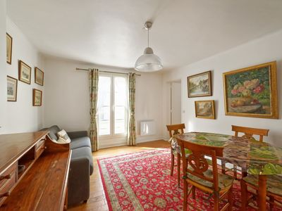 Photo for Charming 1br in the heart of Paris