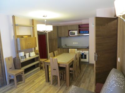 Photo for Residence 4 * Foot Trails, Swimming Pool, Sauna, Spa, parking 8 people