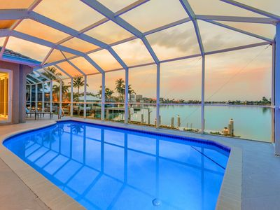 Photo for Beautiful Home With Incredible Extended Water View