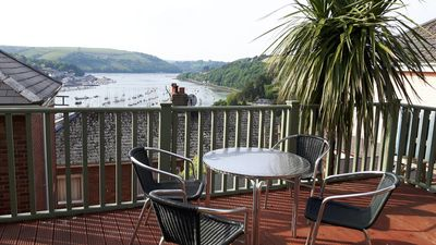 Photo for Three Bedroom Holiday House in Kingswear, nr Dartmouth