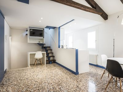 Photo for MyPlace Cà d'oro - Family apartment with terrace