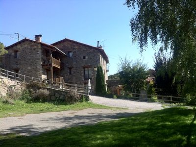 Photo for Rural apartment Mas Batlló for 5 people