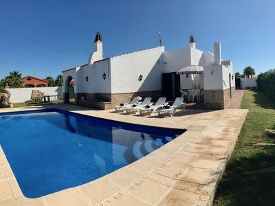 Photo for BEAUTIFUL VILLA IN 2ND SEA LINE LOCATED IN A TRANQUIL AREA